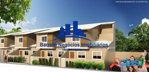 Casa em condomínio -Duplex 2 suites - Pq Bela Vista