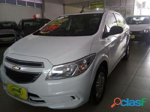 Chevrolet GM Onix LT 1.0 2015 / 2016 Branco Flex 4P Manual
