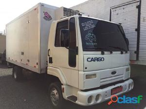 Ford CARGO 815 Turbo di 2008 / 2008 Branco Diesel 2P Manual