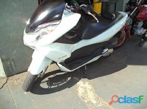 Honda PCX 150 2014 / 2015 Branco Gasolina