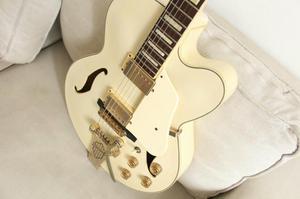 Ibanez Semi Acústica AF75 TDG - Melhor q Fender