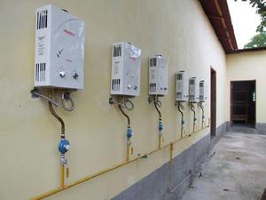 Instalação de aquecedor e boilers em teresópolis