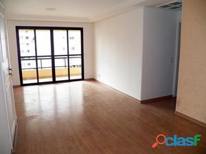 Lindo apartamento locação - 3 dormitórios - Brooklin