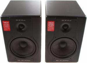 Monitor de áudio M Audio BX8 A