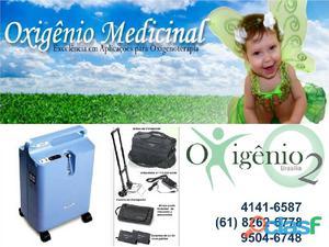 Oxigênio no Distrito Federal