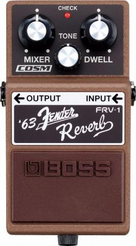 Pedal Boss Frv 1 Fender 63 Reverb