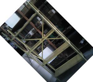 lote de 20 prateleiras de aço- semi novas 30 e 60 cm-LEIA