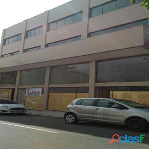 Lojas e Salas Comerciais no Centro da Cidade 1ª Locação