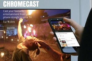 Smart tv chromecast 2 filmes e series na sua tv
