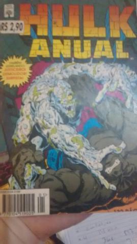 Gibi Hulk anual n°1