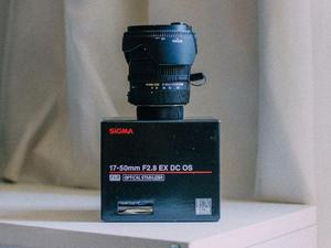 Lente Sigma mm F/2.8 Ex Dc Os Hsm Autofoco Nikon