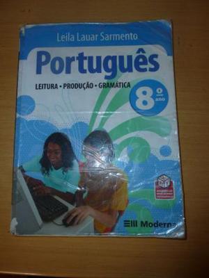 Livro De Português 8 Ano - Leitura-Produção-Gramática