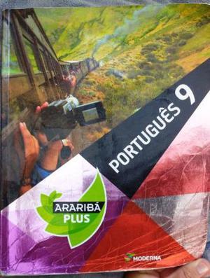 Livro Português 9 - Araribá Plus - 4ª Ed.