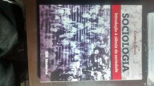 Livro didático de Sociologia