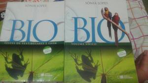 Livros BIO de Sônia Lopes
