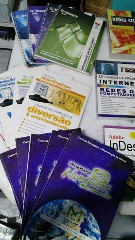 Livros Diversos Informática