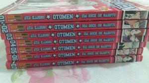 Otomen mangá (volumes 1-7)