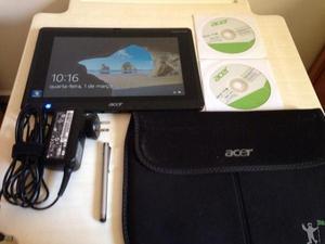 Tablet Acer Iconia Tab w500 (leia a descrição)