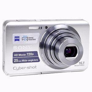 Câmera Digital Sony Cyber Shot 16.1 MP