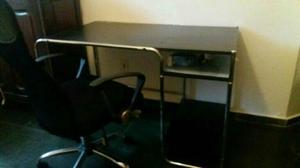 Escrivaninha e cadeira Tok & Stok zap-