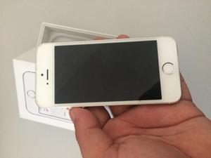 IPhone 5s estado de zero, impecável bateria %.