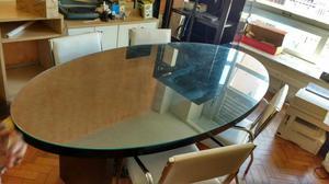 Mesa + Conjunto de 4 cadeiras