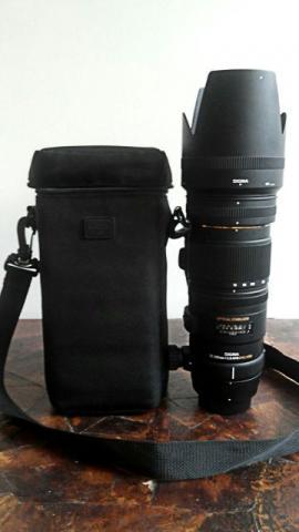 Nikon Lente Sigma mm F2.8 Ex Dg Os Hsm Apo