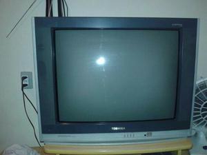 Vendo TV Toshiba e Rack
