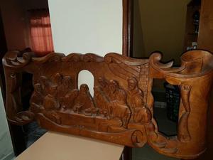 Vendo móveis madeira maciça