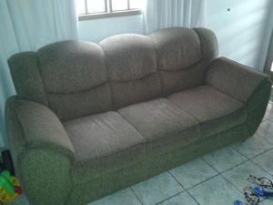 Vendo sofa 2 e 3 lugares