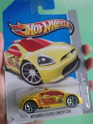 Hot Wheels Mitsubishi Eclipse Concept Car