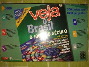 Jogo de tabuleiro Veja o Brasil