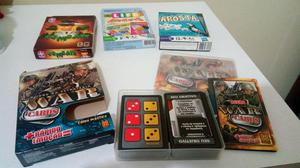 Kit 4 Jogos de Cartas para a família!