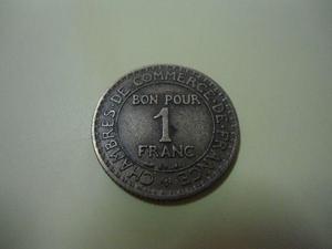Moeda França 1 França