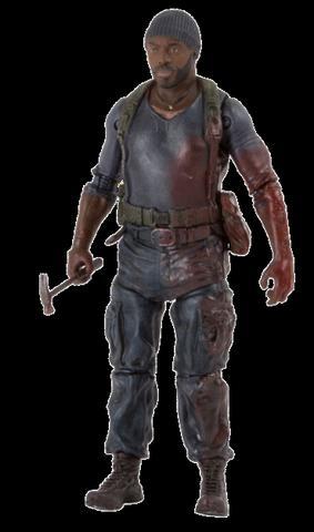 Walking Dead Tyreese Exclusive - Action Figures