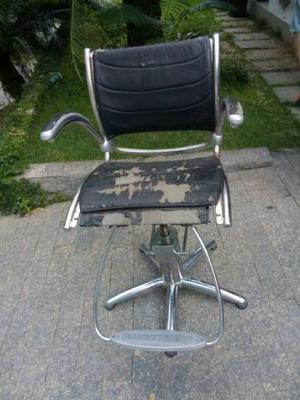 Cadeira de cabeleireiro Ferrante Urano