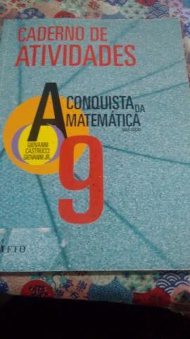 Caderno de Atividades de Matemática - Giovanni Castrucci