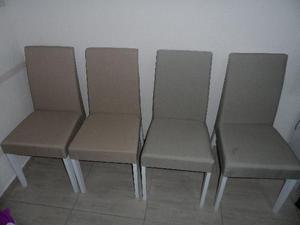 Conjunto de Cadeiras 4 cadeiras