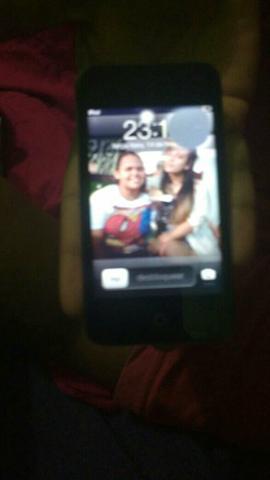Ipod touch 4 geração, 8gb, funcionando