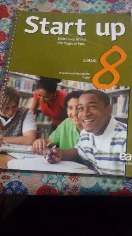 Livro de Inglês - Start Up Stage 8 / Eliete Canesi e Rita