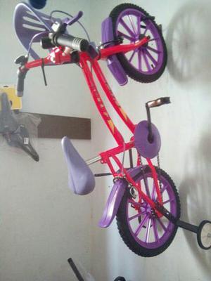 Bicicleta caloi ceci aro 16 nova sem uso última unidade