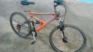 Bike Sundown aro 26 bicicleta amortecedores