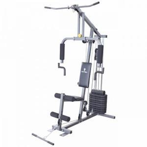 49f0b8c064 Mini academia estação de musculação est de nova
