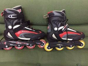 Patins Traxart Faster