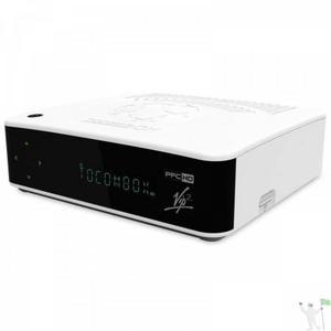Receptor FTA Tocombox Pfc Hd Vip 2 Full Hd Wi-Fi Interno Us