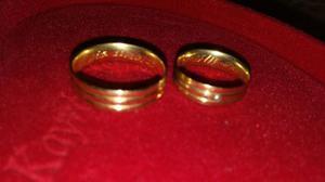Alianças de casamento/noivado