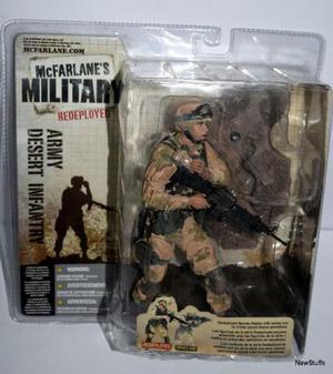 Action Figures Military McFarlane's