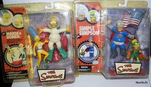 Action Figures Simpsons
