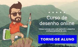Curso de desenho + Ebook grátis