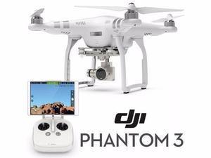 Drone Dji Phantom Advanced 2.7K + aula gratis de pilotagem